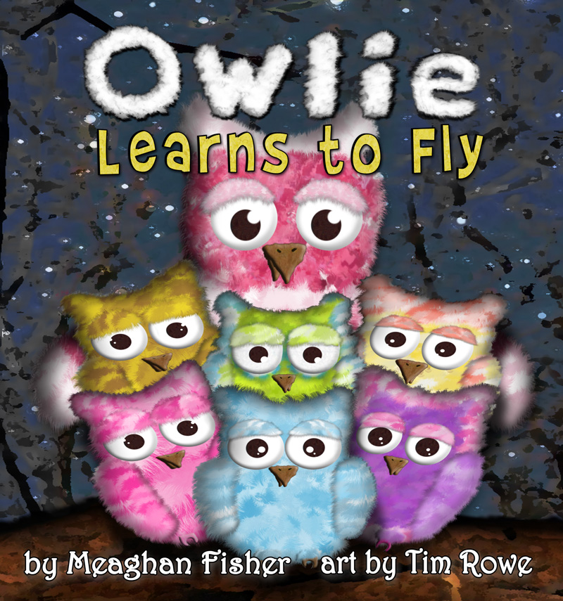 Owlie: Learns to Fly - Meaghan Fisher -web