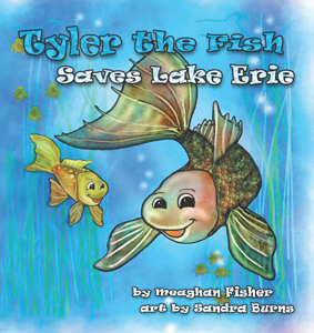 Tyler the Fish Save lake Erie - Meaghan Fisher -web