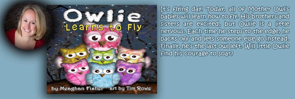 Owlie web banner